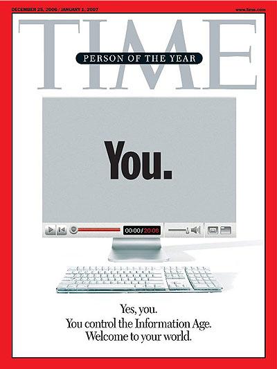 TIME copertina